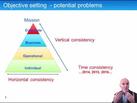 ACCA P5 The Nature of Performance Management