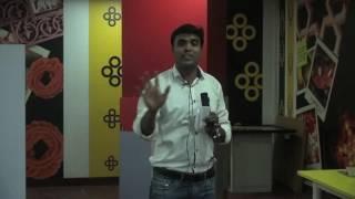 Maheswar Behera tells a farm-tale