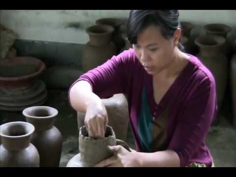 Lombok Art and Handicrafts - Lombok Island - West Nusa Tenggara - Indonesia Travel Guide - Tourism