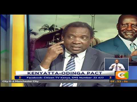 The Big Question | Odinga's Position In The Deal with Kenyatta