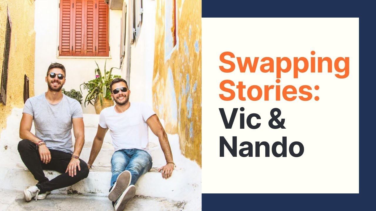 Meet Victor & Nando: From Argentina to the world!