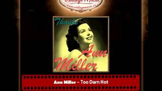 Watch Ann Miller Too Darn Hot video