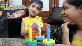 20 Games And Activity To Do With Your Toddler  (1 To 2 Year Old )