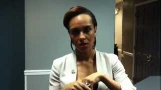 Miss Black America Kamilla Collier-Mullin speaks to Flyness Models