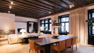 Дизайн квартир красивая мансарда в Стокгольме(, 2015-07-06T16:32:38.000Z)