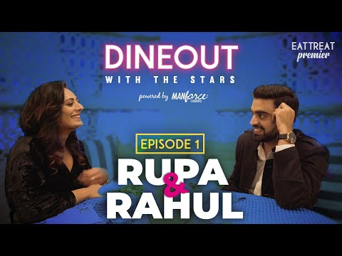 Inside Rahul Dua's Date Night with Rupa Khurana | DWTS EP-01 | Web Series | EatTreat