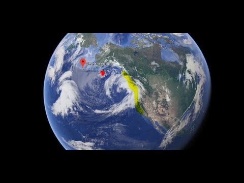 8.2 Earthquake Alaska! Tsunami WARNING for Canada! TWatch for entire Pacific coast USA!