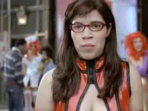 Ugly Betty trailer