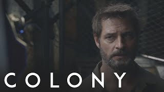 Colony Season 3, Episode 3: RAP Gives The Bowmans And MacGregor Information | Colony on USA Network