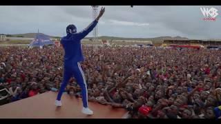 Diamond Platnumz - Performing live at wasafi festival SUMBAWANGA (part 2)