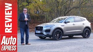 Jaguar E-Pace Review: Suv Arrives To Take On Audi Q3 And Bmw X1