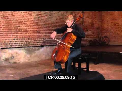 Kodály Sonata op. 8 for Cello Solo, 3rd mov, Julian Steckel (2008)