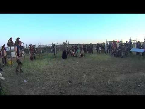 Rust And Dust  Pandemonium Fighting Pit Post Apocalyptic LARP