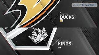 Anaheim Ducks vs Los Angeles Kings Nov 6, 2018 HIGHLIGHTS HD