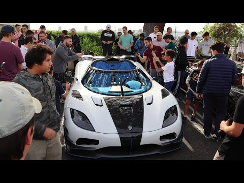 Crashing LA's Craziest Car Show