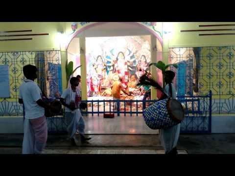 Maha Ashtami Aarati at Lumding Kalibari