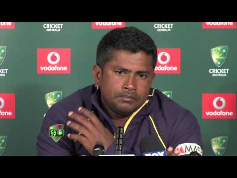 Rangana Herath press conference - Dec 17th
