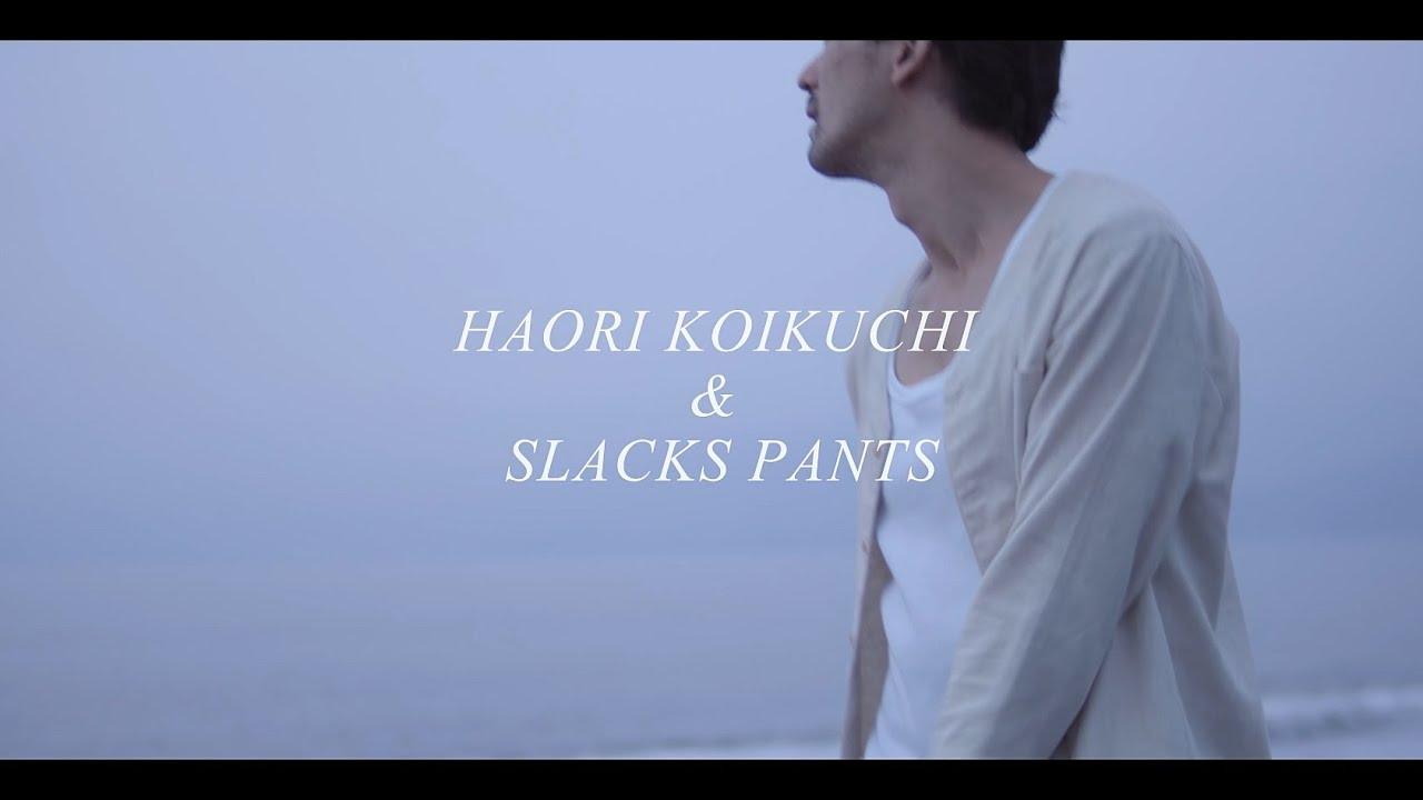 2020 collection -HAORI KOIKUCHI & SLACKS PANTS-