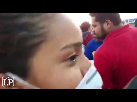 Un herido en protestas ciudadanas contra la reforma al INSS en Managua