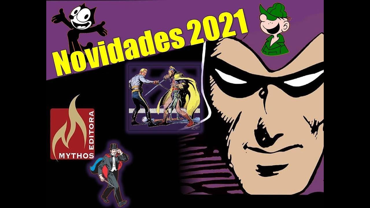 Mythos Publishing Fantasma 2021 Publishing Plans
