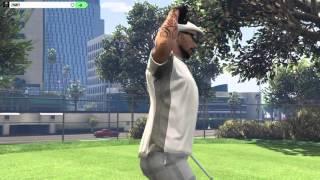 World record golf gta v -16 PS4