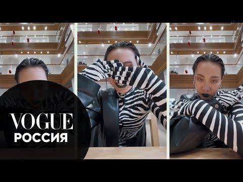 Медет Шаяхметов, Ян Гэ, Kristina Si и Воля Медведев в проекте, снятом на IPhone
