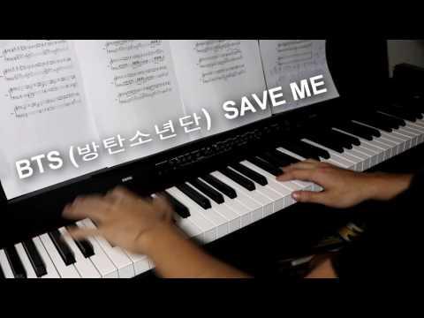 BTS (방탄소년단) – SAVE ME (Soft Piano Cover)