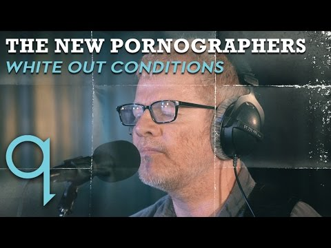 The New Pornographers - Whiteout Conditions (LIVE)