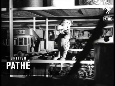Reconstruction Of Elstree Studios (1947)