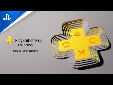 PlayStation Plus Collection - Vorstellungs-Trailer | PS5