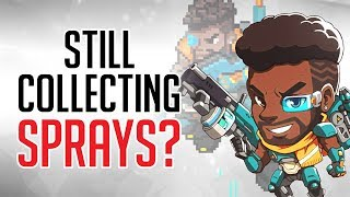 How to Get Baptiste's Cute and Pixel Spray