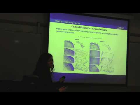Christmas lecture: Poppy Crum, Dolby Labs