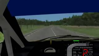 Richard Burns Rally Opel Corsa S1600 Onboard Gestel