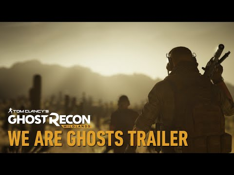 """Tom Clancy's Ghost Recon Wildlands trailer - """"We are Ghosts"""""""