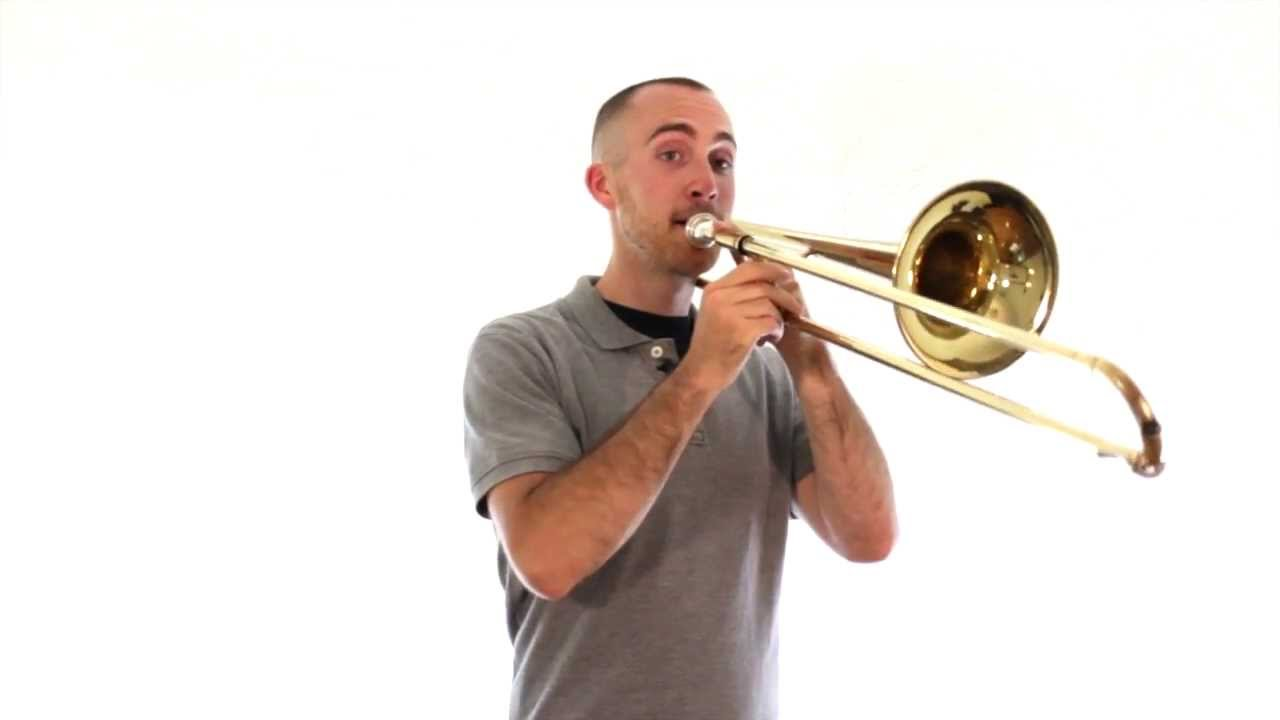 Trombone Lesson 4: B-flat & F