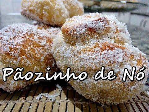 Pãozinho de Nó bem fofinho (por Fernando Couto)