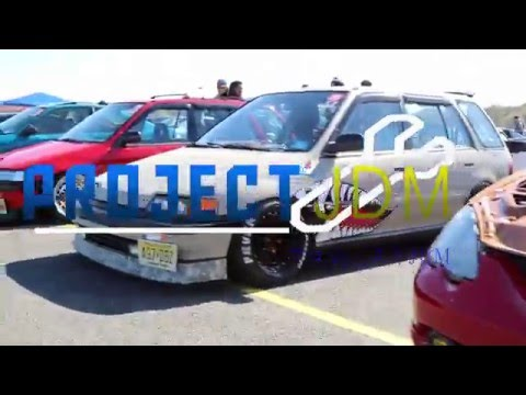 Honda Day 2016 EnglishTown NJ  Official Honda Meet!!! (Part 1)
