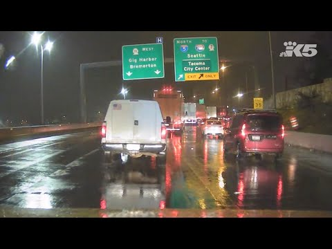 WSP and WSDOT react to the repeated accidents on I-5 in