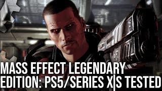 Mass Effect Legendary Edition: PS5 vs Xbox Series X/S Tech Breakdown - 4K60 Achieved on Next-Gen?