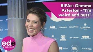 "Gemma Arterton - ""I'm weird and nuts"" at British Independent Film Awards"