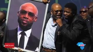 Kwaito stars sing for Mandoza