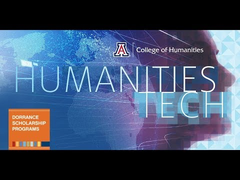 Humanities Innovators in a Tech World | Thursday May 17th