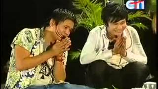 Khmer comedy peakmi movie, video, song on CTN free download - Chomnas CheabonnEak 2