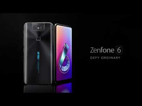 Introducing ZenFone 6 brand new color - Matte Black | ASUS