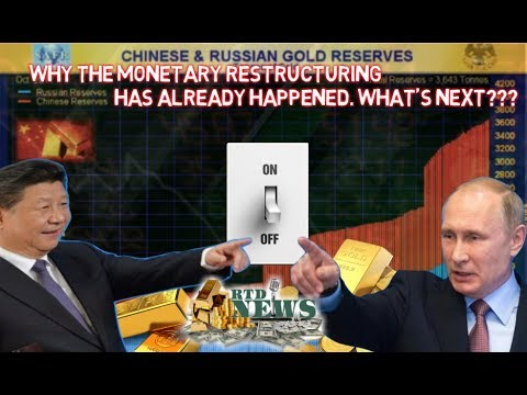 Why the Monetary Restructuring Has Already Happened. What's Next???