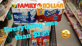 come with me to family dollar