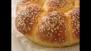 Zomick's Bread -- Simple Challah Bread