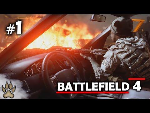 Battlefield 4 / Baku - part 1 (1080P HD - No Commentary)