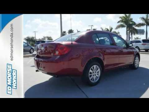 Used 2010 Chevrolet Cobalt West Palm Beach Juno, FL #GM727807A - SOLD