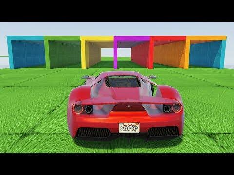 ELIGE EL COLOR CORRECTO! - CARRERA GTA V ONLINE - GTA 5 ONLINE